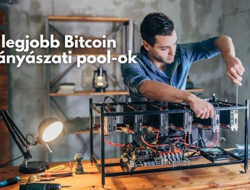 A legjobb Bitcoin Mining Pool -ok